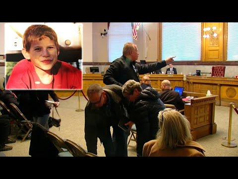 Family of Kyle Plush, Who Died in Minivan, Rages at City Council