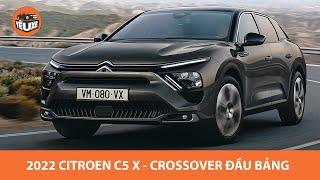 Citroen C5 X 2022 - Crossover đầu bảng hoàn hảo