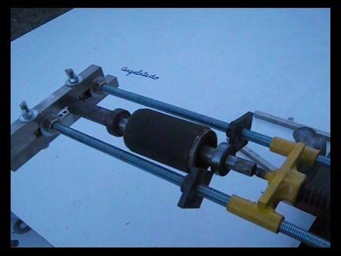 Montador y extractor de cojinetes o rodamientos
