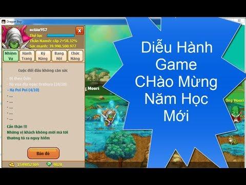 LIVE _ Bình Luận NR _ Diểu Hành Game Ngọc Rồng...Chào Mừng Ngọc Rồng Online Bước Vào Năm Học mới