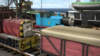 Thomas & Friends: Spills and Thrills - Clip