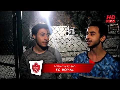 Ufuktepe Gücü 2-6 FC Royal rö