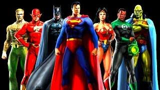 Video Justice League FULL Movie DC Heroes Superman Flash Batman MP3, 3GP, MP4, WEBM, AVI, FLV Desember 2017