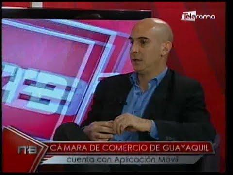 Cámara de Comercio de Guayaquil cuenta con aplicación Móvil