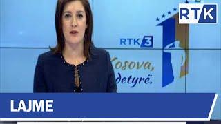 RTK3 Lajmet e orës 15:00 17.02.2019