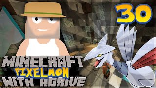 Minecraft PIXELMON with aDrive! Ep30 SKARMORY AND CHANSEY!!? - PocketPixels Red Let's Play! by aDrive