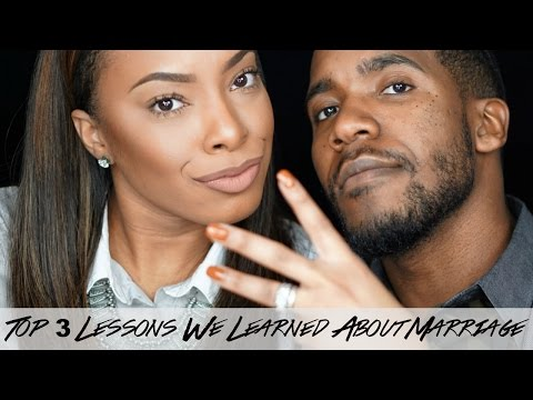 Kyra & Deon | Top 3 Lessons We Learned About Marriage