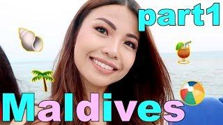 Video MICHELLE DY in MALDIVES!! (with BENEFIT) Part 1 MP3, 3GP, MP4, WEBM, AVI, FLV Juni 2018