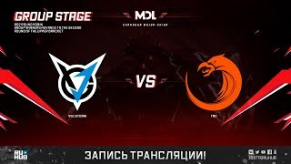 VGJ.Storm vs TNC, MDL Changsha Major, game 1 [Lex]