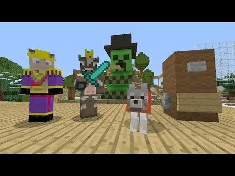 hide - Part 143 - http://youtu.be/tTn4GFtByqQ Welcome to my Let's Play of the Xbox 360 Edition of Minecraft. These videos will showcase what I have been getting up ...