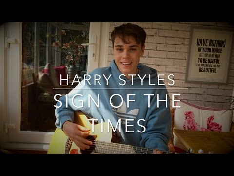 gratis download video - Harry-Styles--Sign-of-the-Times--Cover-Lyrics-and-Chords