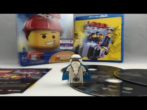The LEGO Movie: Everything is Awesome Edition Blu-ray Box Set Review