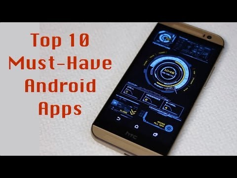 Top 10 Best Android Apps 2014