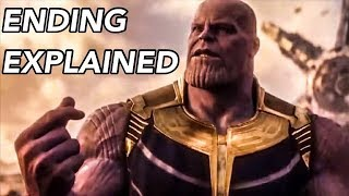 Video What Really Happened At the End of Infinity War? (SPOILERS) MP3, 3GP, MP4, WEBM, AVI, FLV Agustus 2018