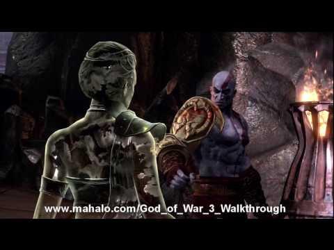 God of War III Walkthrough - Realm of Hades HD