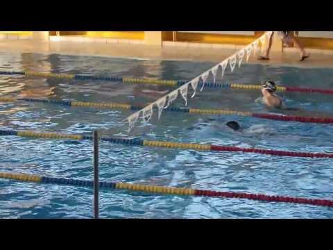 Puchar Sprintu 2013 - 22.12.2013 Puławy - 100 zmiennym dziewcząt - 12 lat (видео)