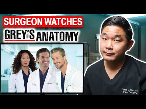 Real Doctor Reacts to Grey's Anatomy PLANE CRASH AFTERMATH Part 3