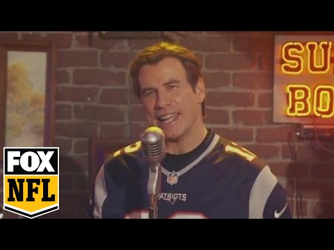 Rob Riggle's Parody Of 'Friends In Low Places' By Garth Brooks | FOX NFL SUNDAY