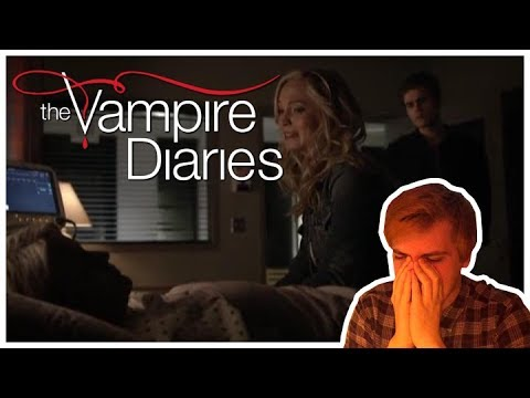 The Vampire Diaries - Season 6 Episode 14 (REACTION) 6x14 Stay