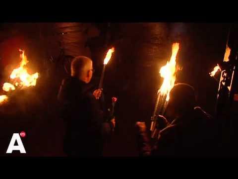 Herdenking Decembermoorden Mozes & Aäronkerk Waterlooplein