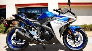 10. 2015 Yamaha YZF-R3