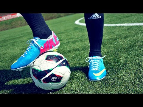 Mercurial - Nike Mercurial Vapor 9 ACC color: neptune blue/volt/pool blue More Unboxings: 2. Channel: http://youtube.com/Fussball247 ▻ Facebook: http://on.fb.me/JIG9fm |...