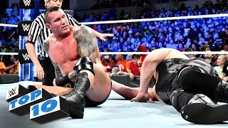 Nonton Top 10 Smackdown Live Moments  Wwe Top 10  October 9  2018 Film Subtitle Indonesia Streaming Movie Download