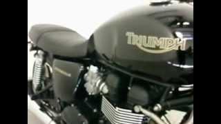10. 2009 TRIUMPH BONNEVILLE