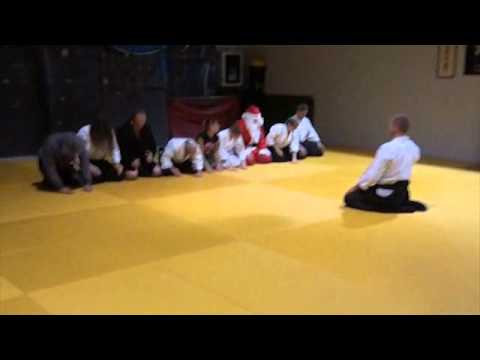 Slovak Aikido Central Region - PF2012