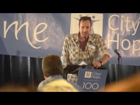 Pt7-City of Hope 37th Annual BMT Reunion Sean Kent (Part 1)