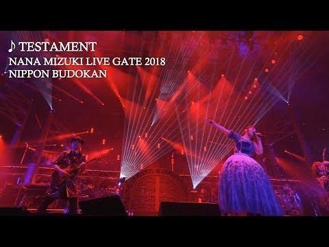 水樹奈々「TESTAMENT」(NANA MIZUKI LIVE GATE 2018)