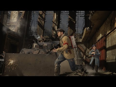 Call of Duty: WW2 – Resistance