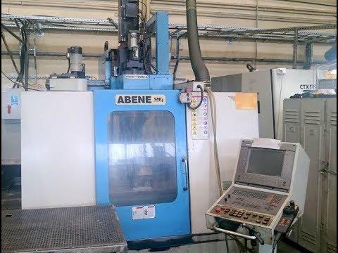 CNC Vertical Machining Center ABENE SVM 4 1998