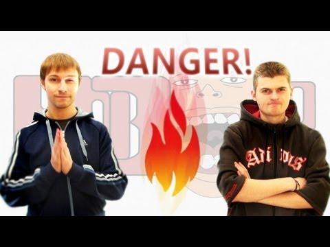 Вызов — «опасный огонь»