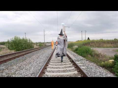 Herr der Gleise - Zauberer (видео)