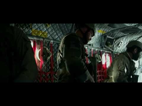 Lone Survivor (2013) Chinook Crash Scene