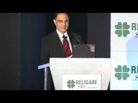 Dr. Chaudhry Welcomes Nobel Laureate