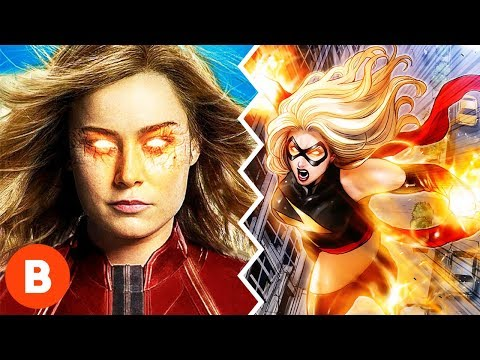 Captain Marvel: All of Her Superpowers from Epic to Useless
