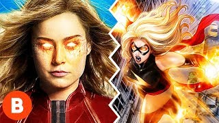 Video Captain Marvel: All of Her Superpowers from Epic to Useless MP3, 3GP, MP4, WEBM, AVI, FLV Maret 2019
