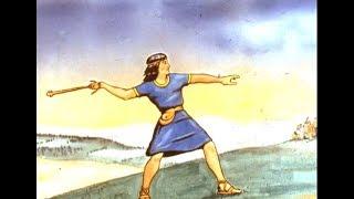David And Saul - Moody Bible Story