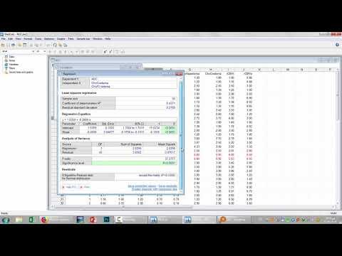 Medcalc شرح برنامج الإحصاء