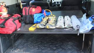 A quick overview of the platform for the Toyota FJ Cruiser