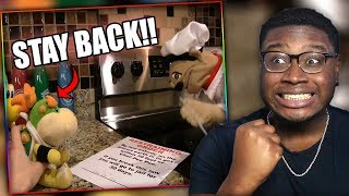 CHEF PEE PEE GETS A RESTRAINING ORDER!   SML Movie: The Restraining Order Reaction!