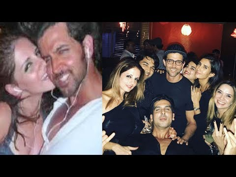 Video LEAKED Pics of Hrithik Roshan's Private Party With Ex-Wife Sussanne Khan On Her Birthday download in MP3, 3GP, MP4, WEBM, AVI, FLV January 2017