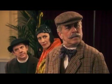 Murder mystery evening - Psychoville - BBC