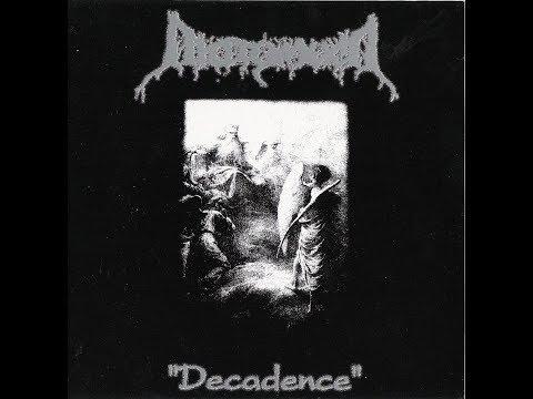 LUTOMYSL - decadence - LP 2019 - (Drakkar Productions)