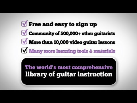 TrueFire – Learn Guitar Like a Pro