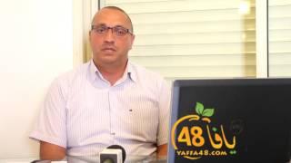 شاهد: الدكتور يوسف مشهراوي يدعو إلى تعزيز العلاقات والتواصل بين مركبات العملية التربوية بيافا