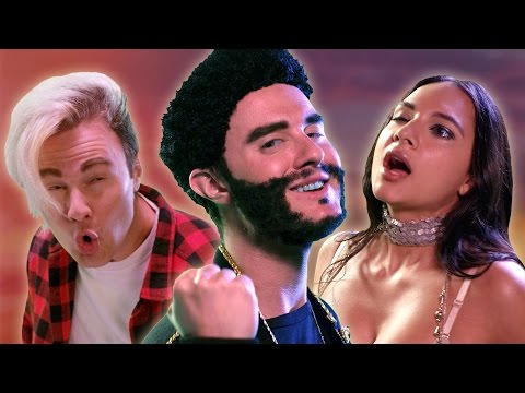 """The Weeknd - """"I Feel It Coming"""" PARODY"""
