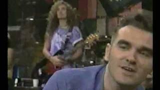 Morrissey responde a fans (Mtv Usa 1992)